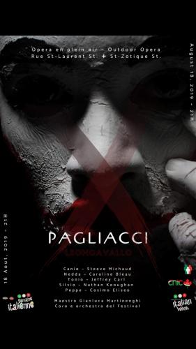 I Pagliacci 2019